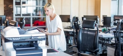 5 Must-Have Printer Features for Small Business Productivity