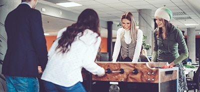 How to Create a Breakroom that Reflects Your Company Culture