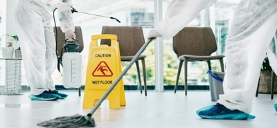 Borrow Cleaning Practices From the Healthcare Industry