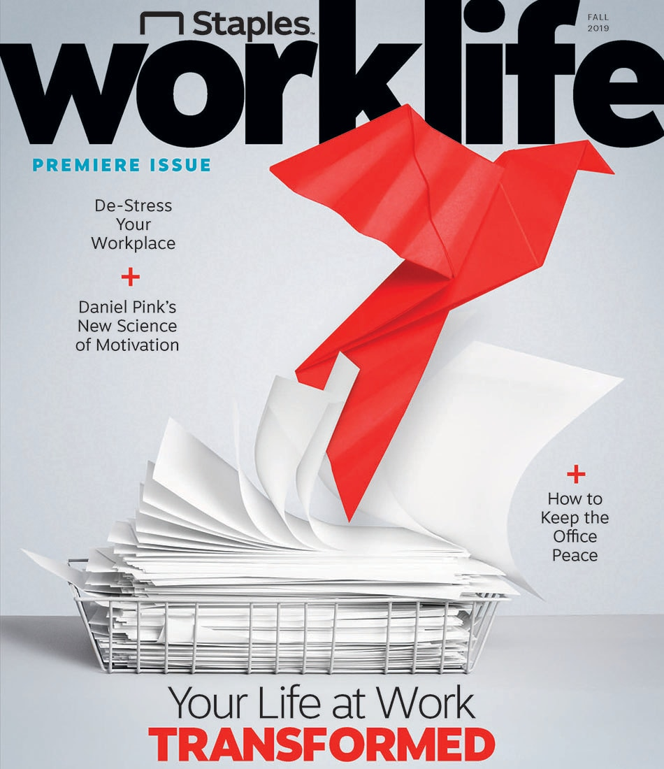 Introducing Worklife Magazine