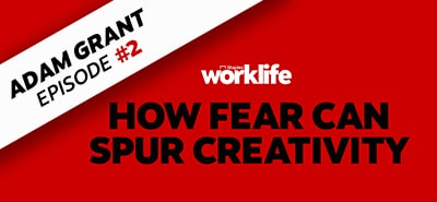 How Fear Can Spur Creativity