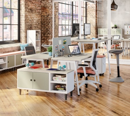 Office Design Trend: Activity-Based Working