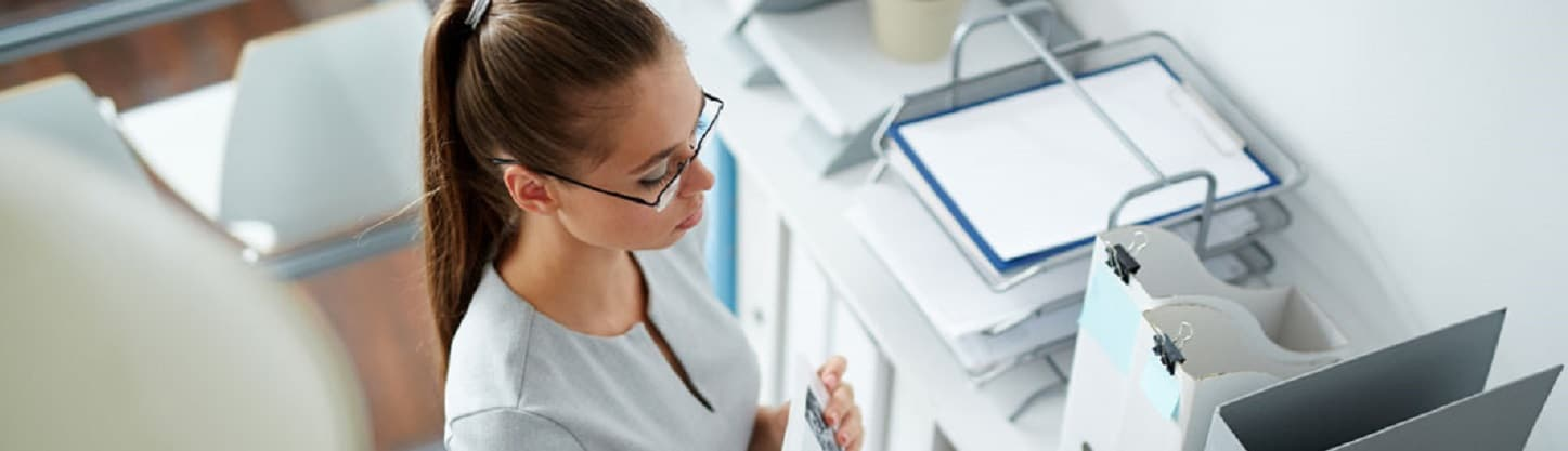 A healthcare practice manager