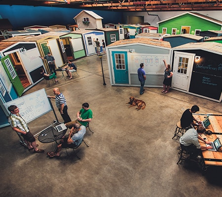 This Company Makes Workspaces Personal