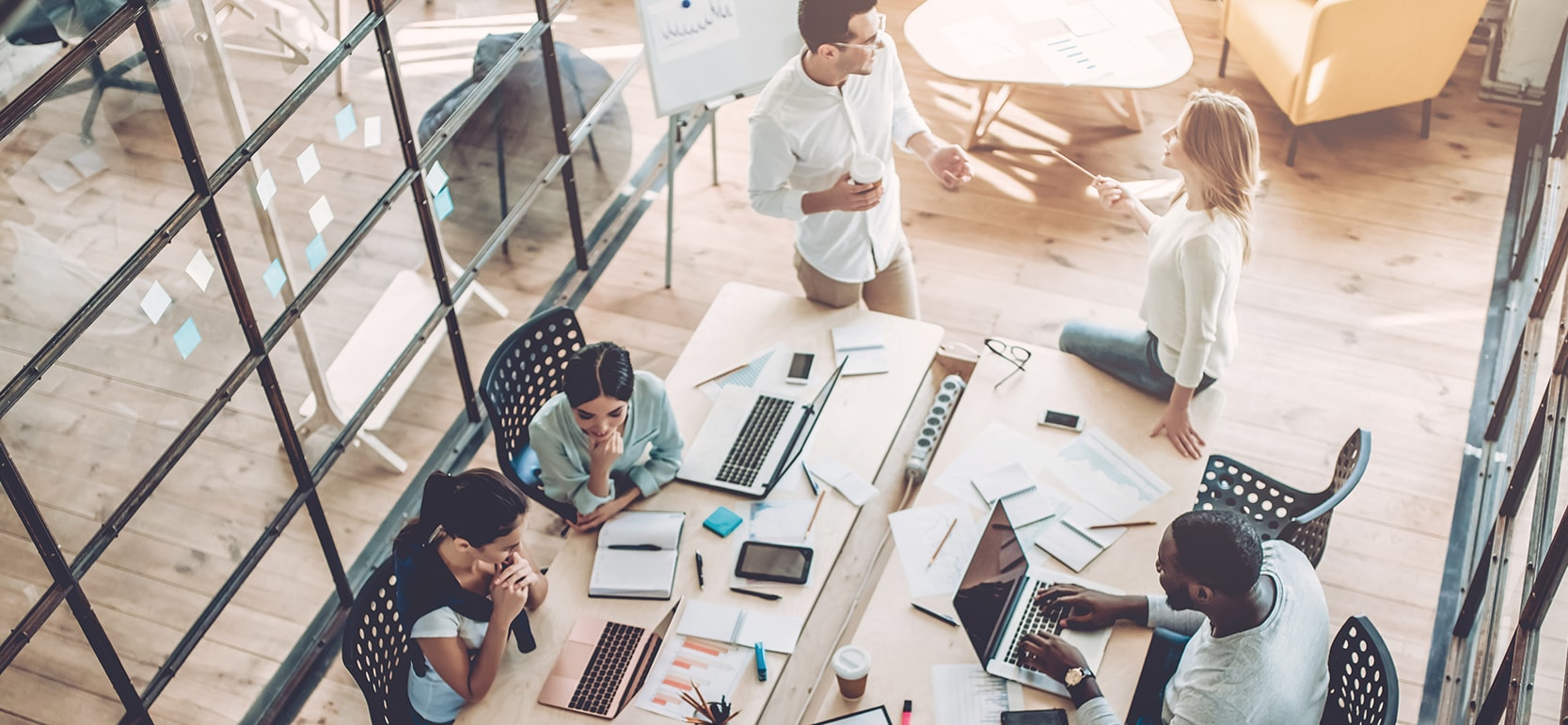 Your Guide to an Effective Workplace Design