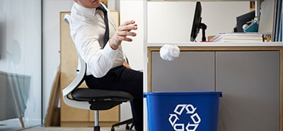 Earth Day Ideas: How to Be Eco-Friendly at Work