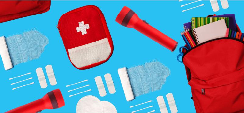 Emergency Supplies for Schools