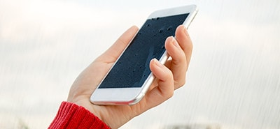 Mobile Water Damage? Save Your Smartphone in 3 Steps
