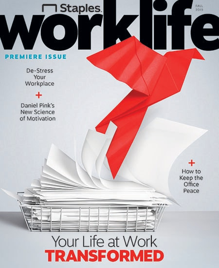 Introducing Worklife Magazine