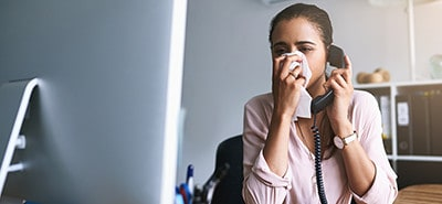 Beyond Flu Prevention: How to Reduce the Impact of Illness in Your Office