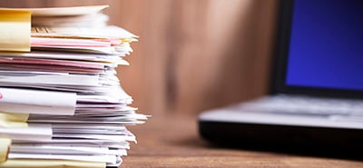 Digital Storage: Making the Move From a Paper-Based Filing System