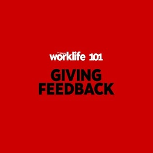Staples Worklife 101: Daniel Pink on Giving Feedback