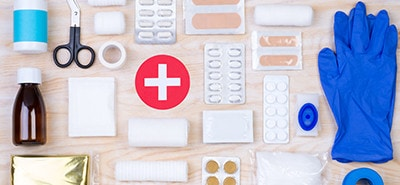First Aid Basics in the Office