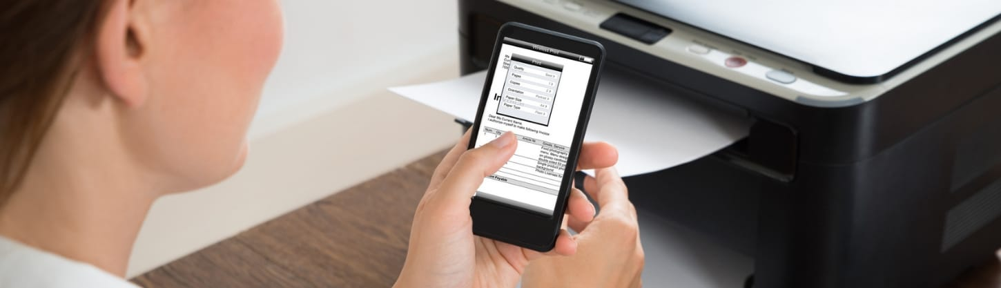 How to Choose a Wireless Printer for a Mobile Small Business