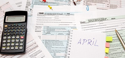 Common Business Tax Forms for SMBs