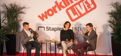 Worklife Live! Staples + Fast Company: How to foster innovation in your workplace
