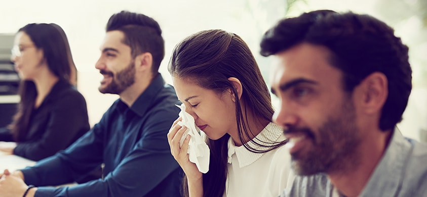 Keep Your Team Going as Flu Season Hits: Make Telecommuting Easy