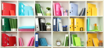 Personalizing & Organizing Your Workspace With Color
