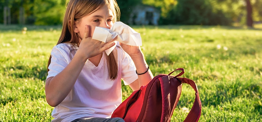 How to Battle Respiratory Allergies in K–12 Schools