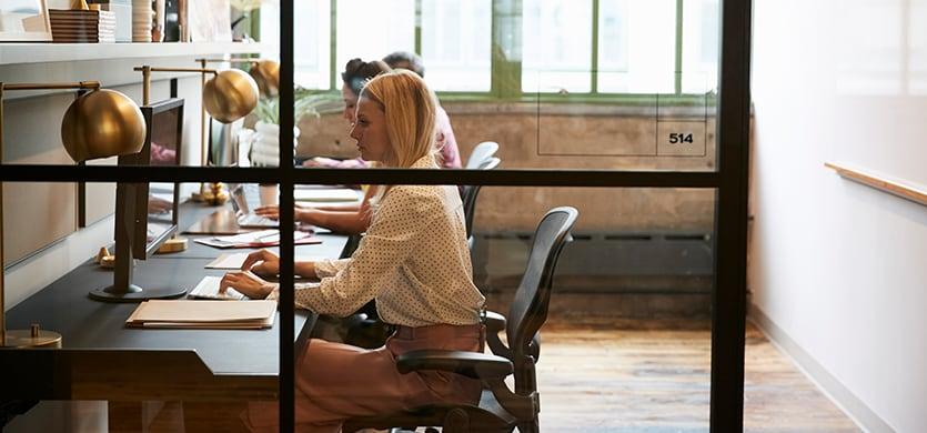 Make 'Hot Desking' Work for Everyone