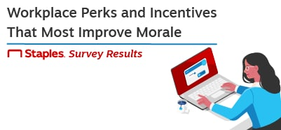 Which Perks and Incentives Are Best for Employee Morale?